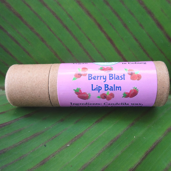 Berry Blast Lip Balm