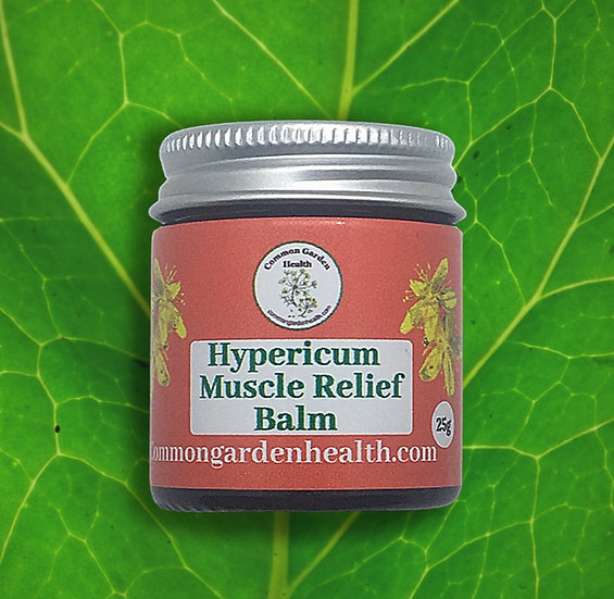 Hypericum Muscle Relief Balm