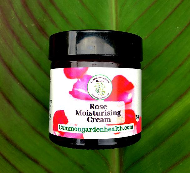 Rich Rose Moisturising Cream: