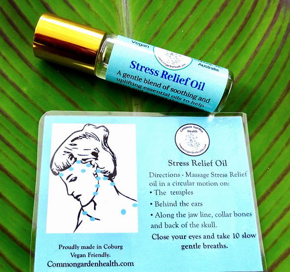Stress Relief roll-on oil