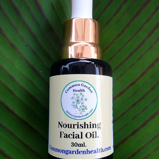 Nourishing Facial Oil: