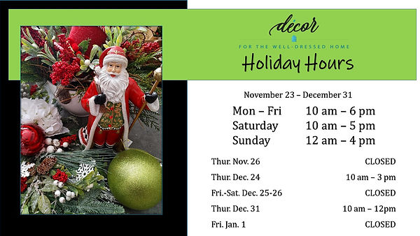Holiday Hours 2020 - Decor.jpg