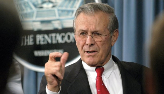 The Rumsfeld Matrix