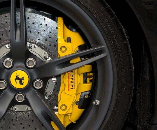 Disc Brake Pad Replacement