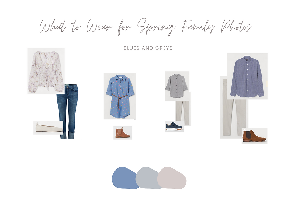 What to Wear - Spring Photoshoot 3