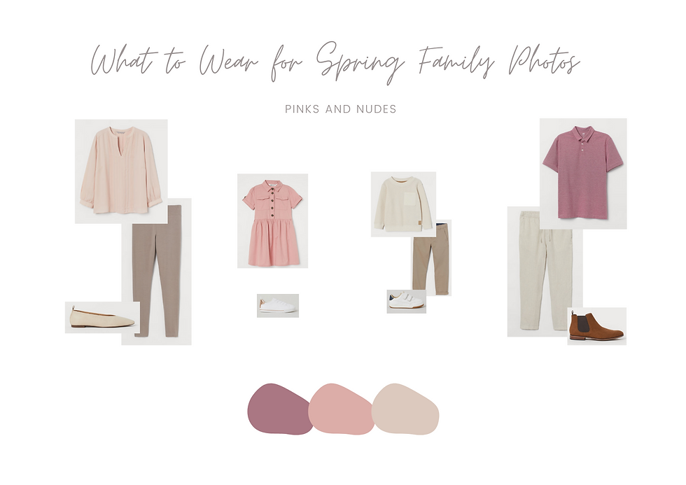 What to Wear - Spring Photoshoot 5