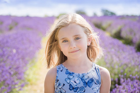 lavender family photoshoots
