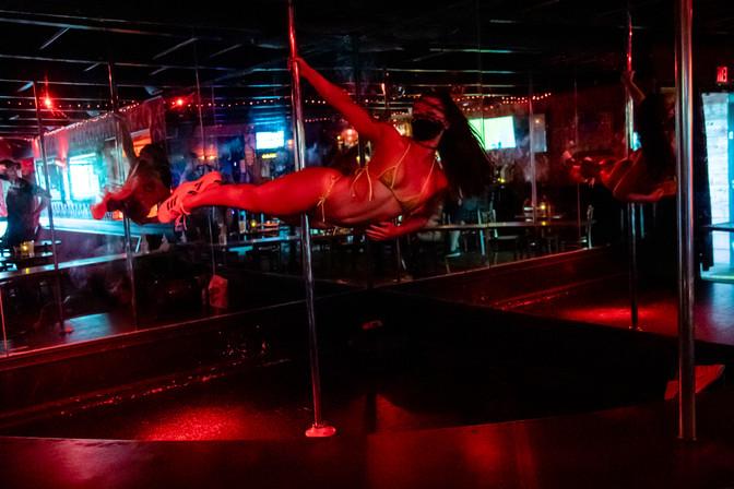 LUCKY DEVIL DANCER SCHEDULE • TUE, AUG 11 - MON, AUG 17 • 2020