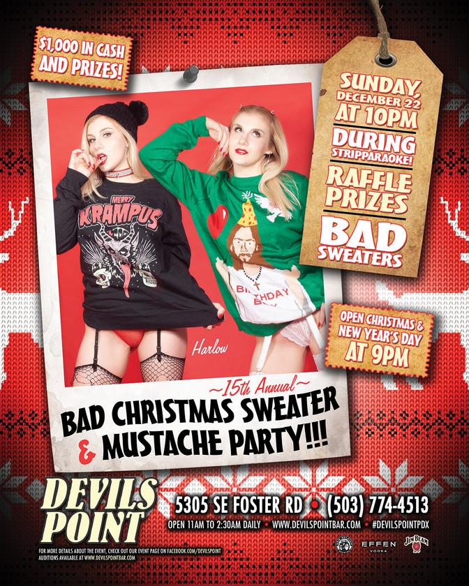 DEVILS POINT DANCER SCHEDULE • TUE, NOV 26TH - MON, DEC 2ND • 2019