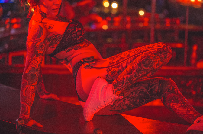 LUCKY DEVIL DANCER SCHEDULE • TUE, JUN 4TH - MON, JUN 10TH • 2019