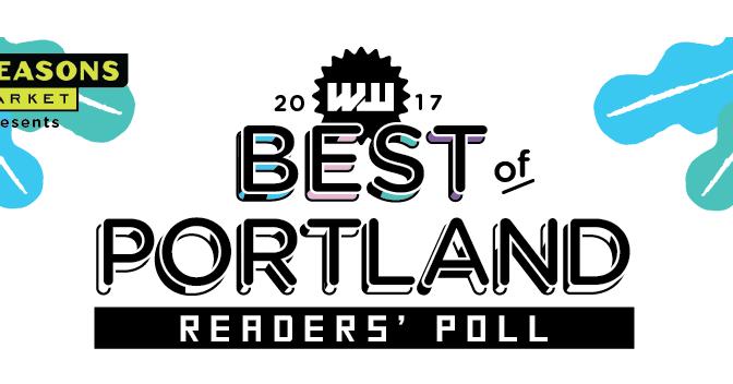 BEST OF PORTLAND 2017!