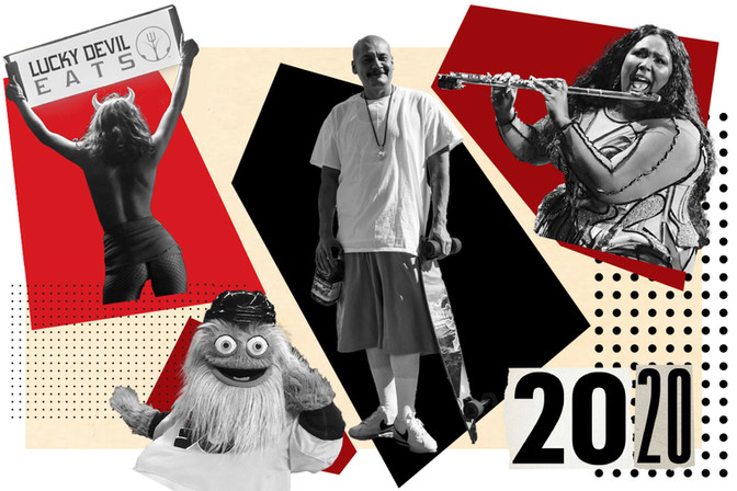 ROLLING STONE TOP MOMENTS OF 2020