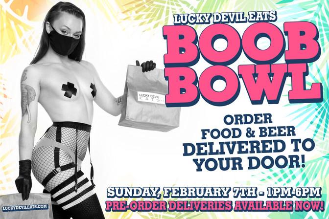 SUPER BOWL SUNDAY DELIVERIES NOW OPEN!