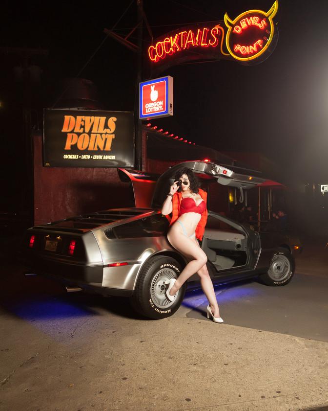 DEVILS POINT DANCER SCHEDULE • TUE, OCT 20 - MON, OCT 26 • 2020