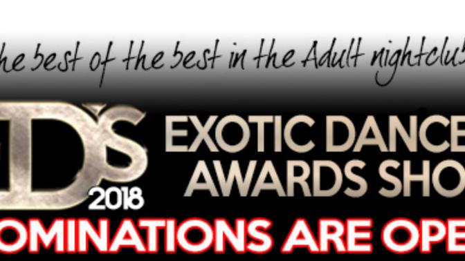 NOMINATE DEVILS POINT AT THE 2018 EXOTIC DANCER AWARDS!