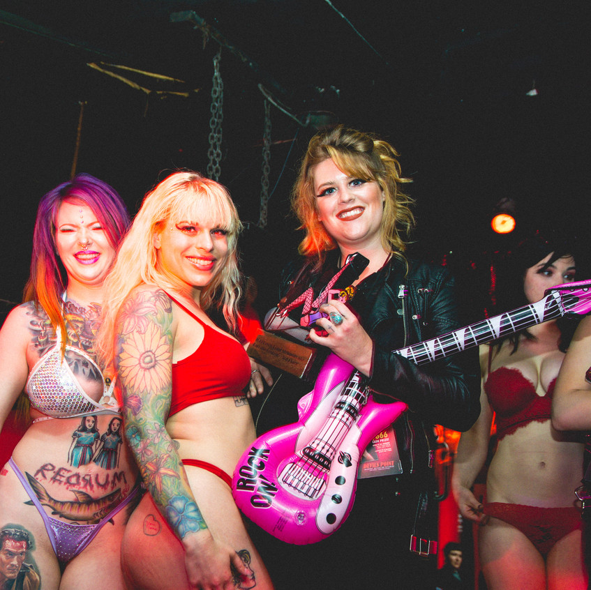 Stripperoake Contest-1383