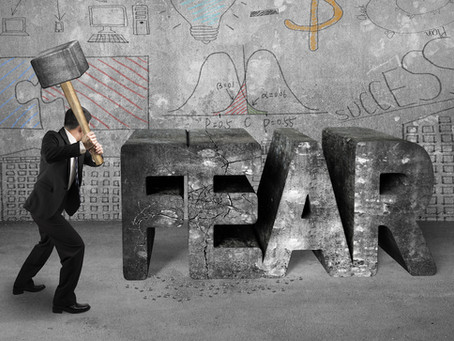 7 Tips to Overcome Fear and Crush your Goals