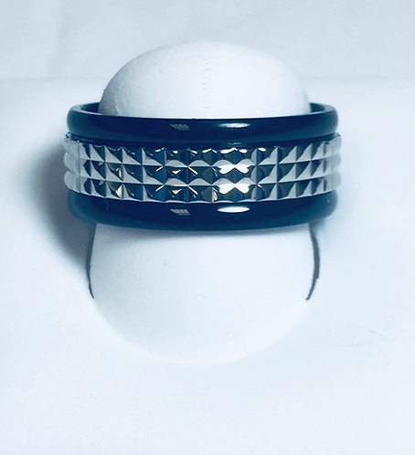 Stainless Steel Band with Black Plating1