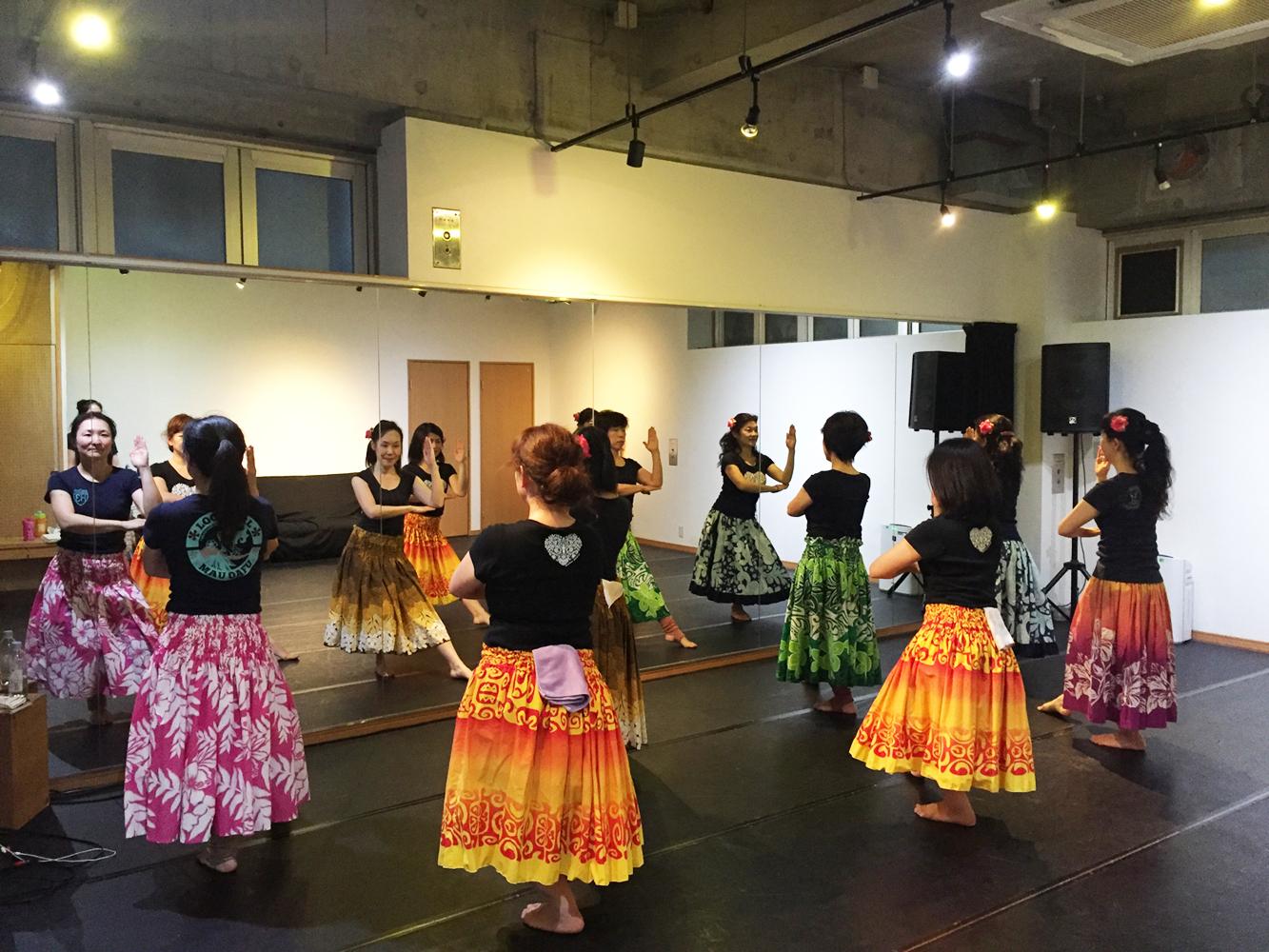 2016踊り初め