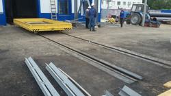 Устройство железнодорожного переезда