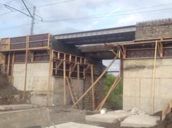 Капитальный ремонт моста на 1520 км