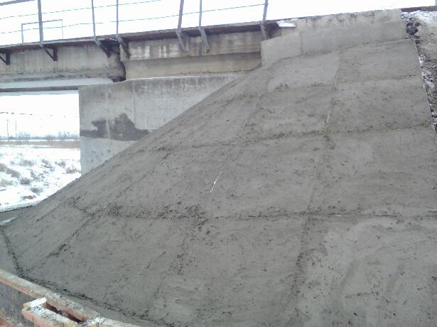 Капитальный ремонт ж.д. путепровода