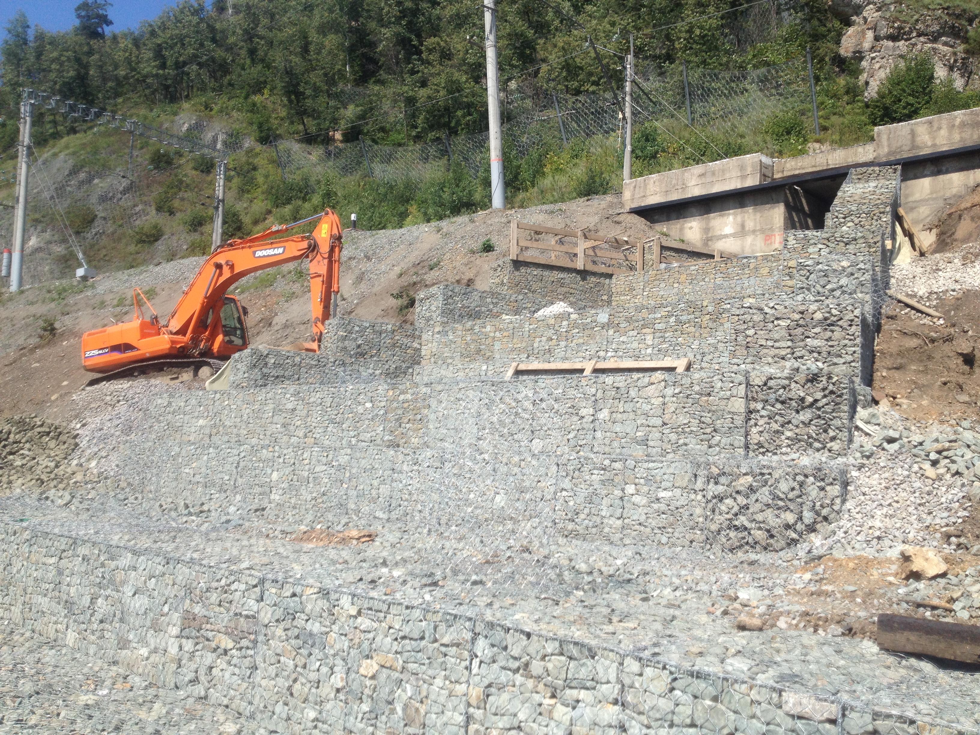 Комплексная реконструкция участка