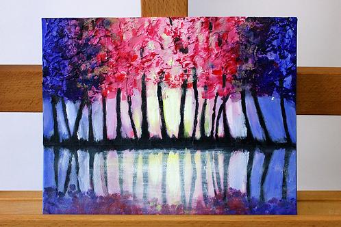 'Light' - Acrylic