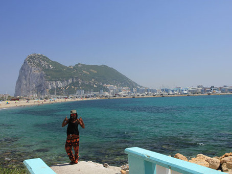 A Short Tale About My Short Stay in Gibraltar.