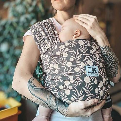 Floral Garden | Classic Baby K'Tan Carrier