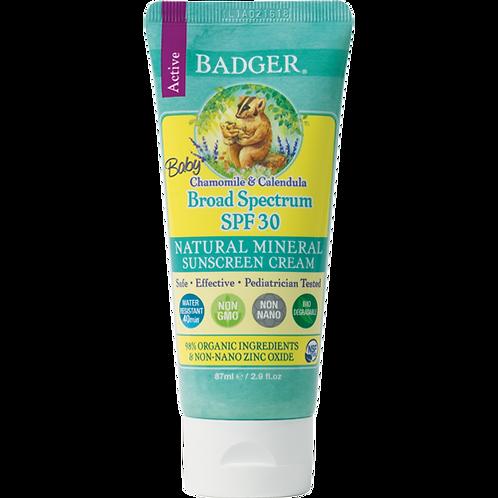 Baby Sunscreen Cream