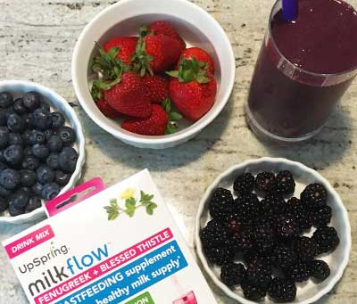 Lactation Drink Recipes with MilkFlow