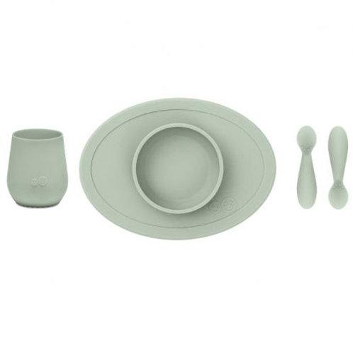 First Foods Set By EZPZ   Sage