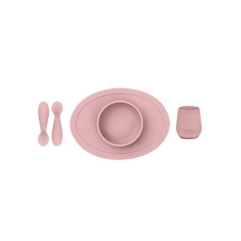 First Foods Set By EZPZ   Blush