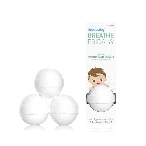 BreatheFrida Vapor Bath Bombs