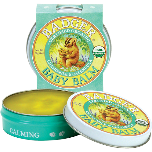Chamomile & Calendula Baby Balm
