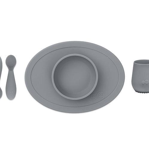 First Foods Set By EZPZ | Gray