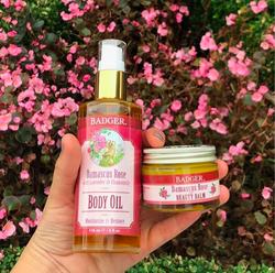 Damascus Rose Body Oil