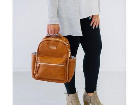Let's talk about diaper bag backpacks