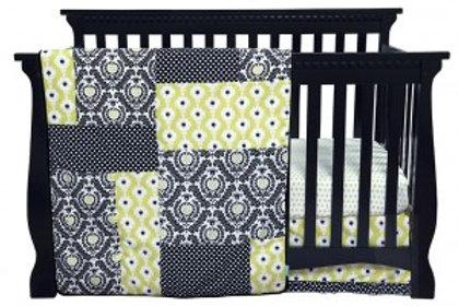 3-Piece Crib Set - Rise & Shine