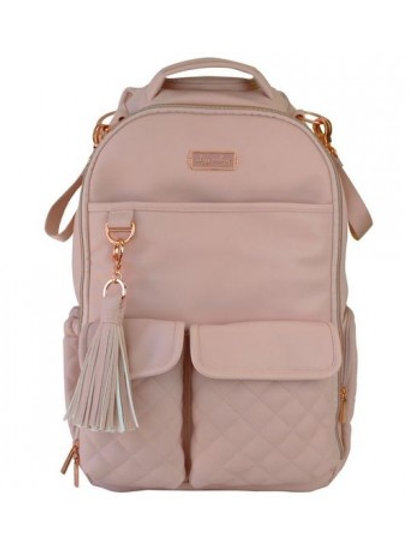 Blush Crush Boss Backpack | Diaper Bag