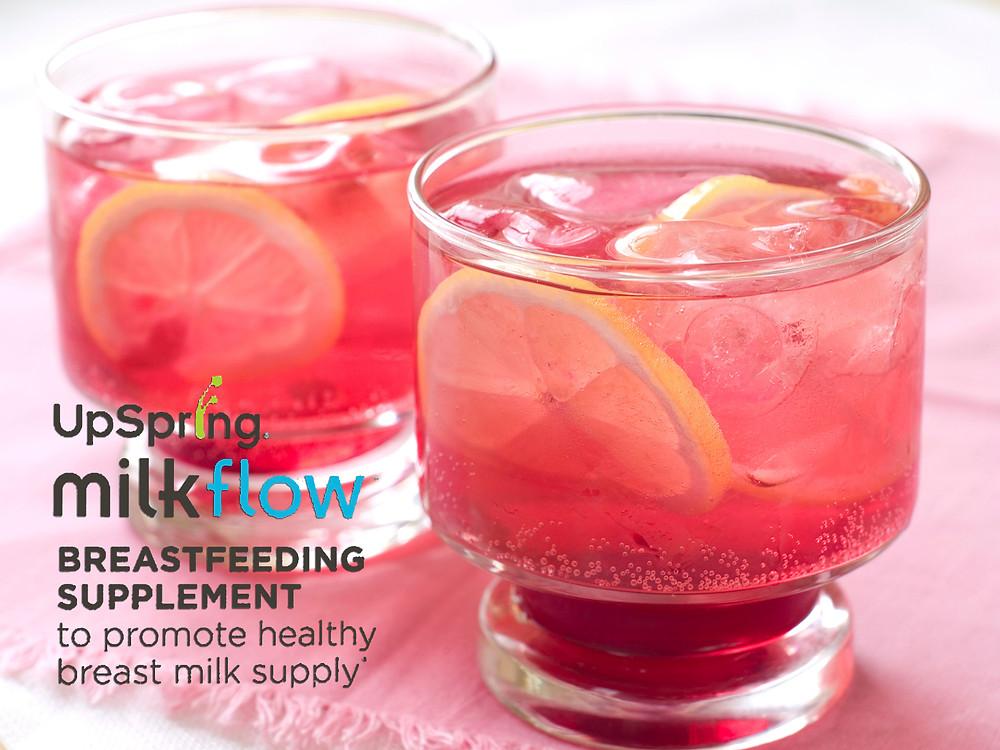 Free Sample Of Milkflow From Upspring
