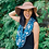 Thumbnail: 5-in-1 Nursing Cover - Midnight Floral