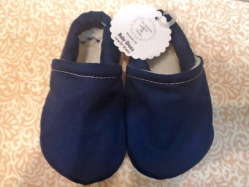 Baby Shoes | Navy