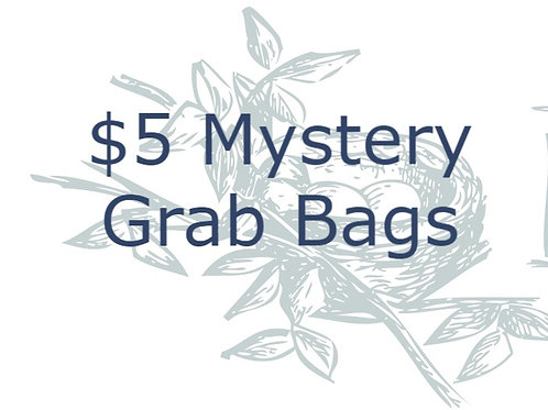 Mystery Bags | $5