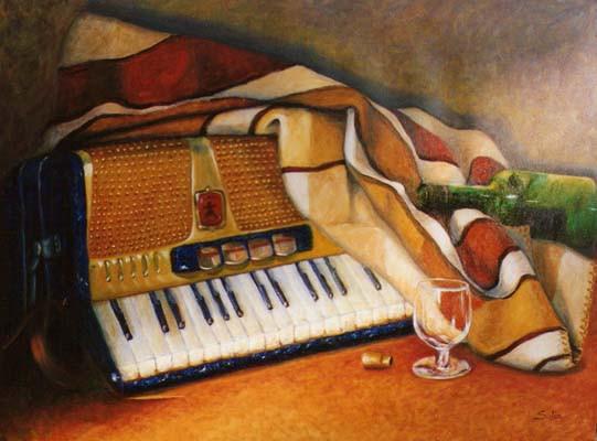 GAITA DE FOLE - Alegria é minha fonte de inspiração.