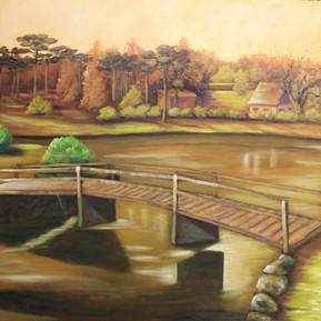 LAGO JOAQUINA RITA BIER - Sou a ponte, vivo do lado de lá e do lado de cá.