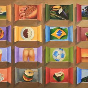 BRASIL - Vivo em uma cultura, mas não sou esta cultura.-