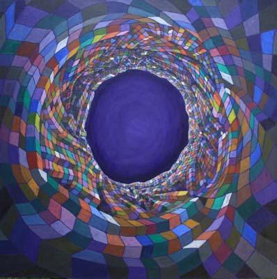 ALÉM DAS MONTANHAS MÁGICAS - Minha mente se abre para compreender o infinito.- -