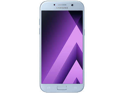 Samsung Galaxy A7 2017- Sky Blue- 16GB - Unlocked